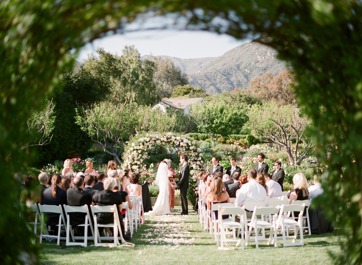 magnoliaeventdesign.com | San Ysidro Ranch Wedding | Megan Sorel Photography | Santa Barbara Wedding | Magnolia Event Design
