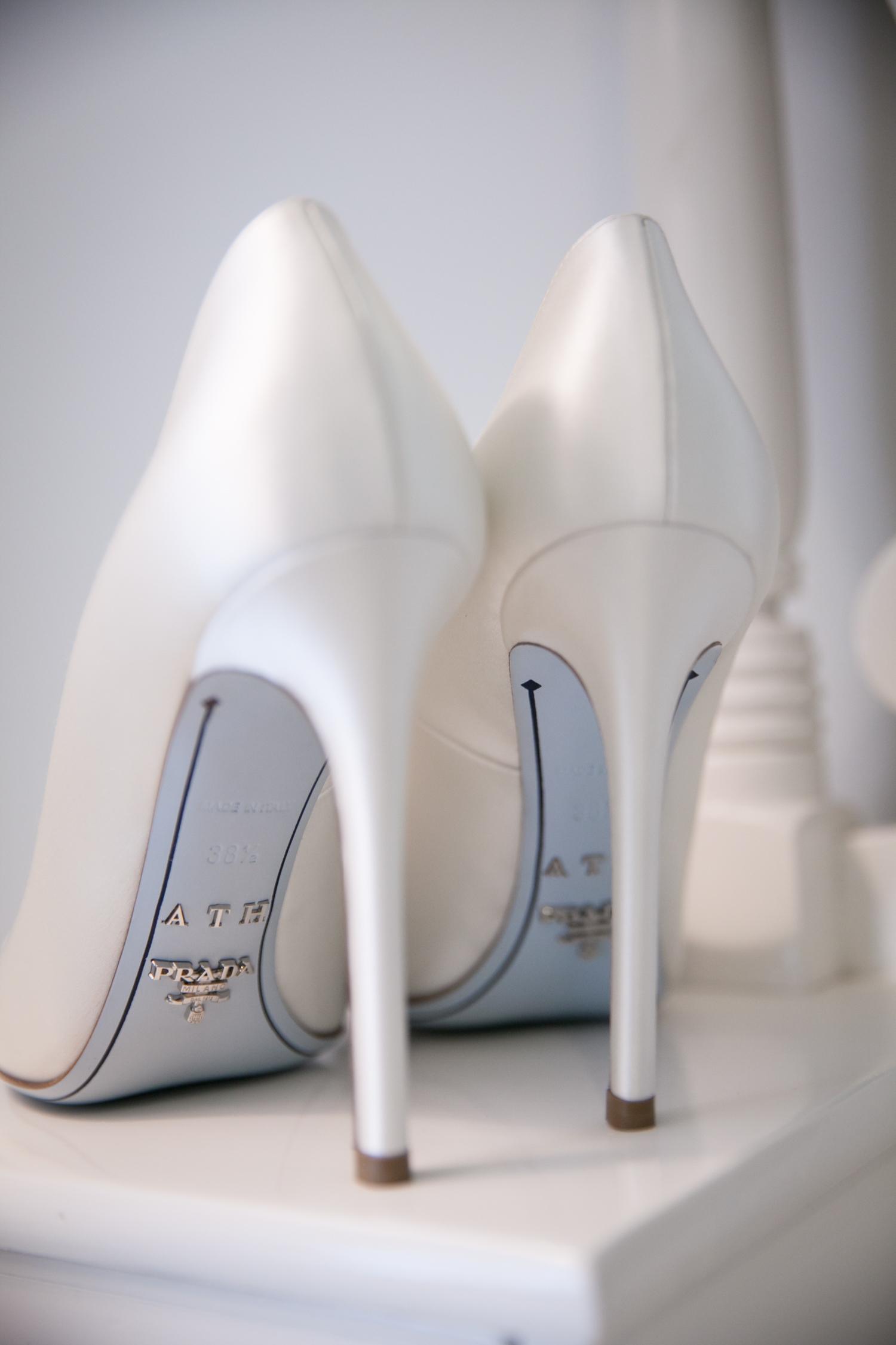 Miki & Sonja Photography // Prada Heels