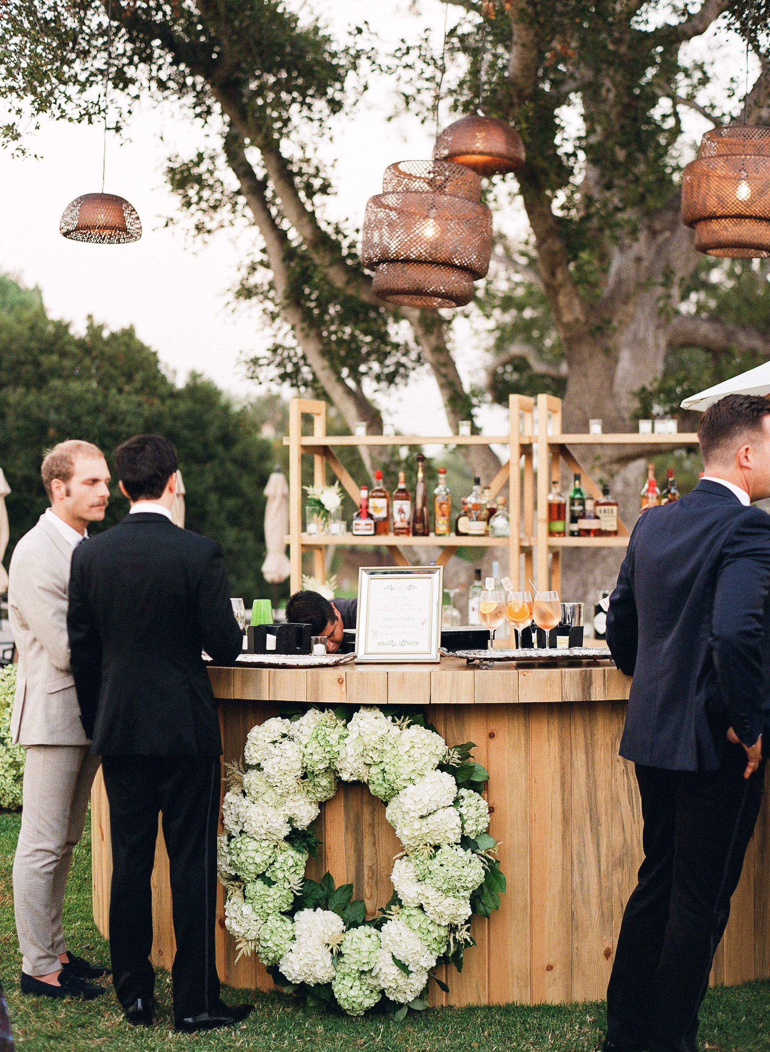 Half Round Bar Bella Vista Designs