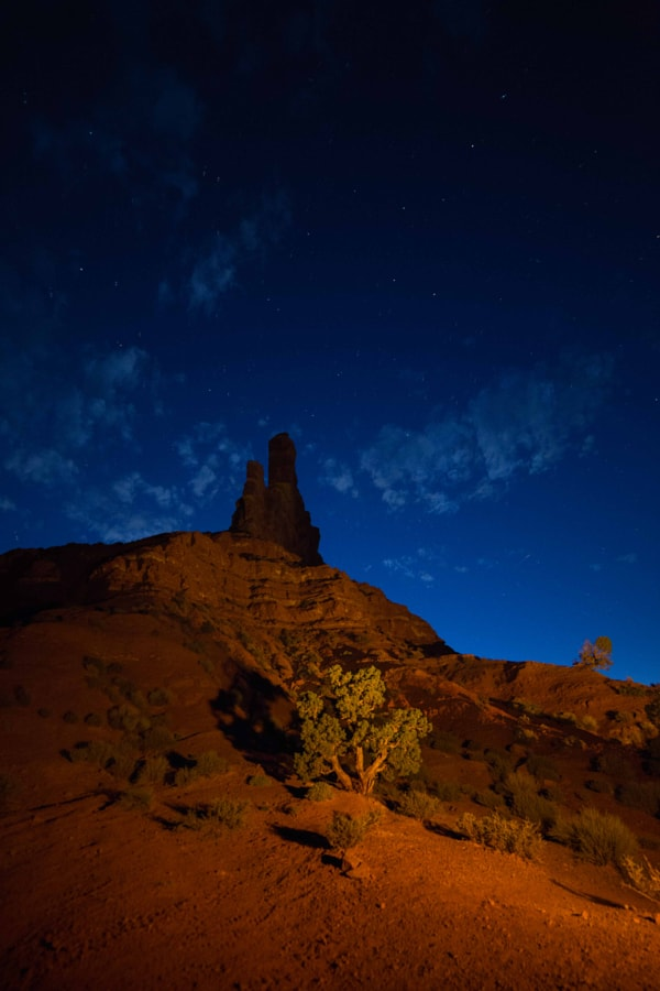 Night Butte