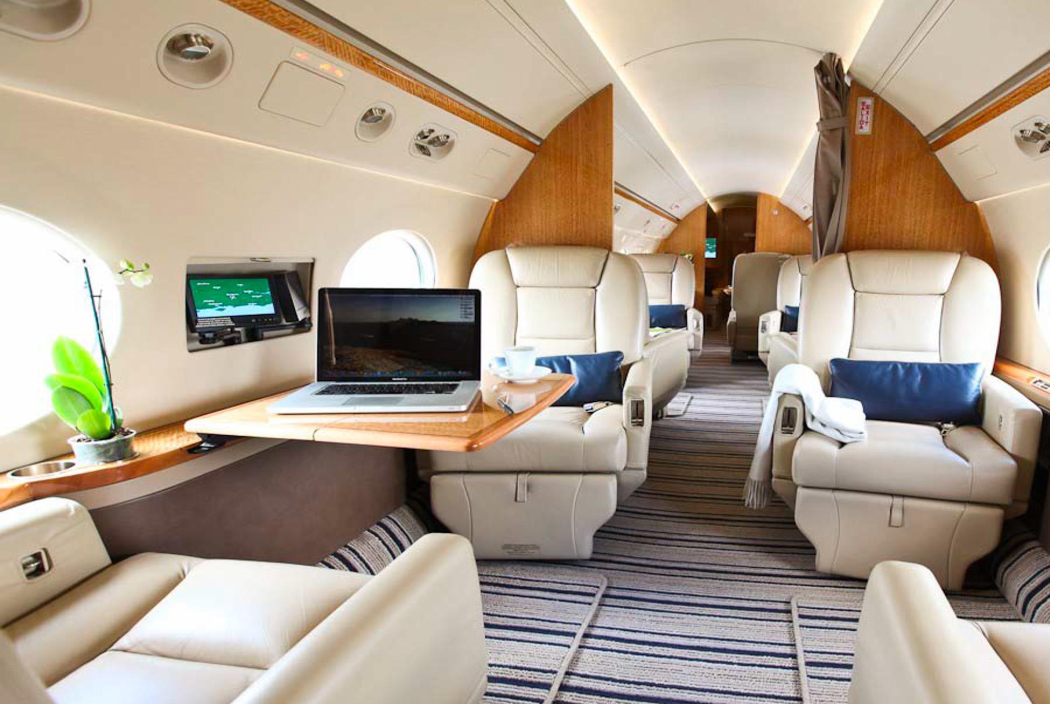 2007 Gulfstream G550 S/N 5151