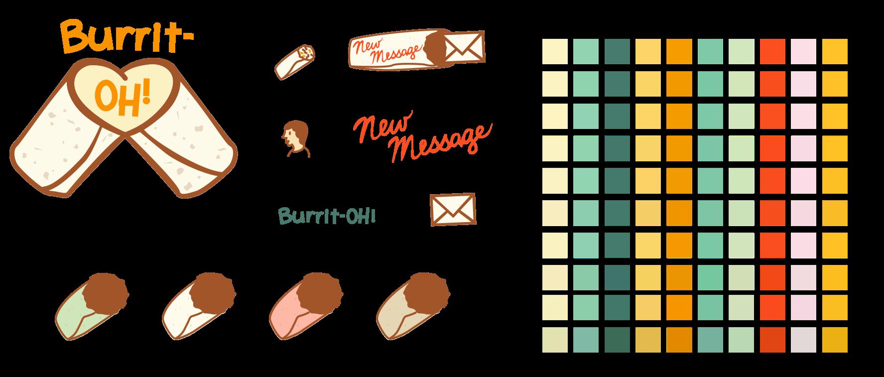 Burrit-OH design elements.png
