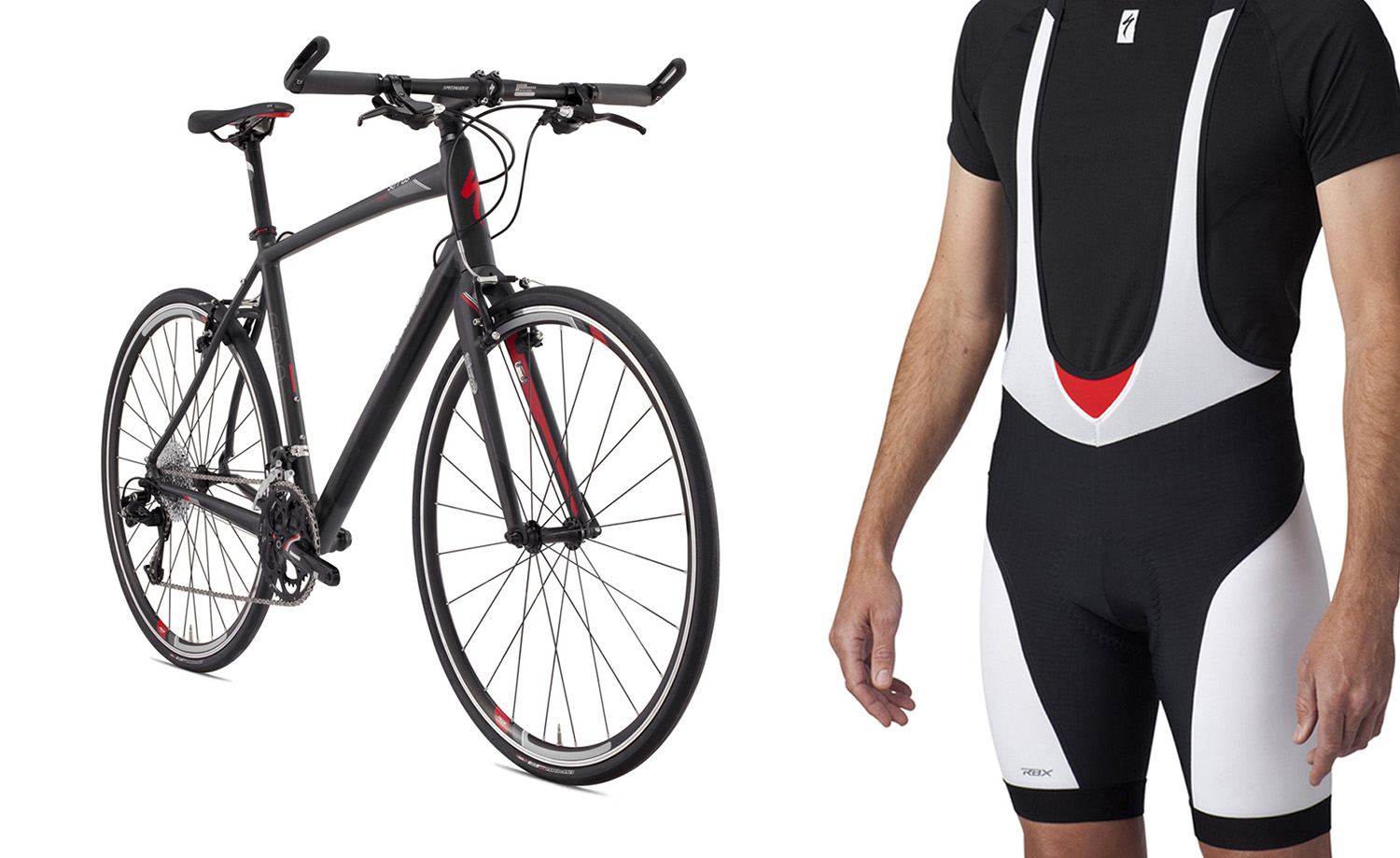Specialized Bike and Apparel