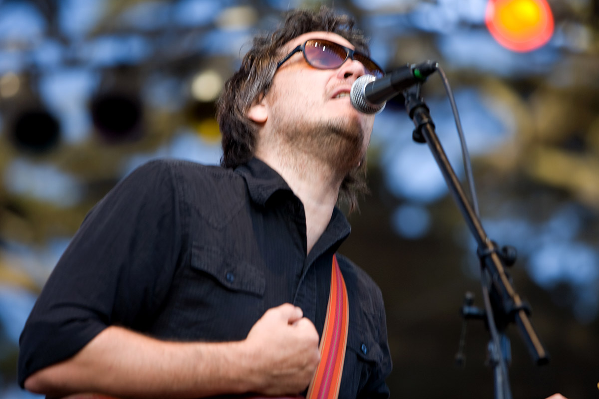 Jeff Tweedy of Wilco at Outside Lands
