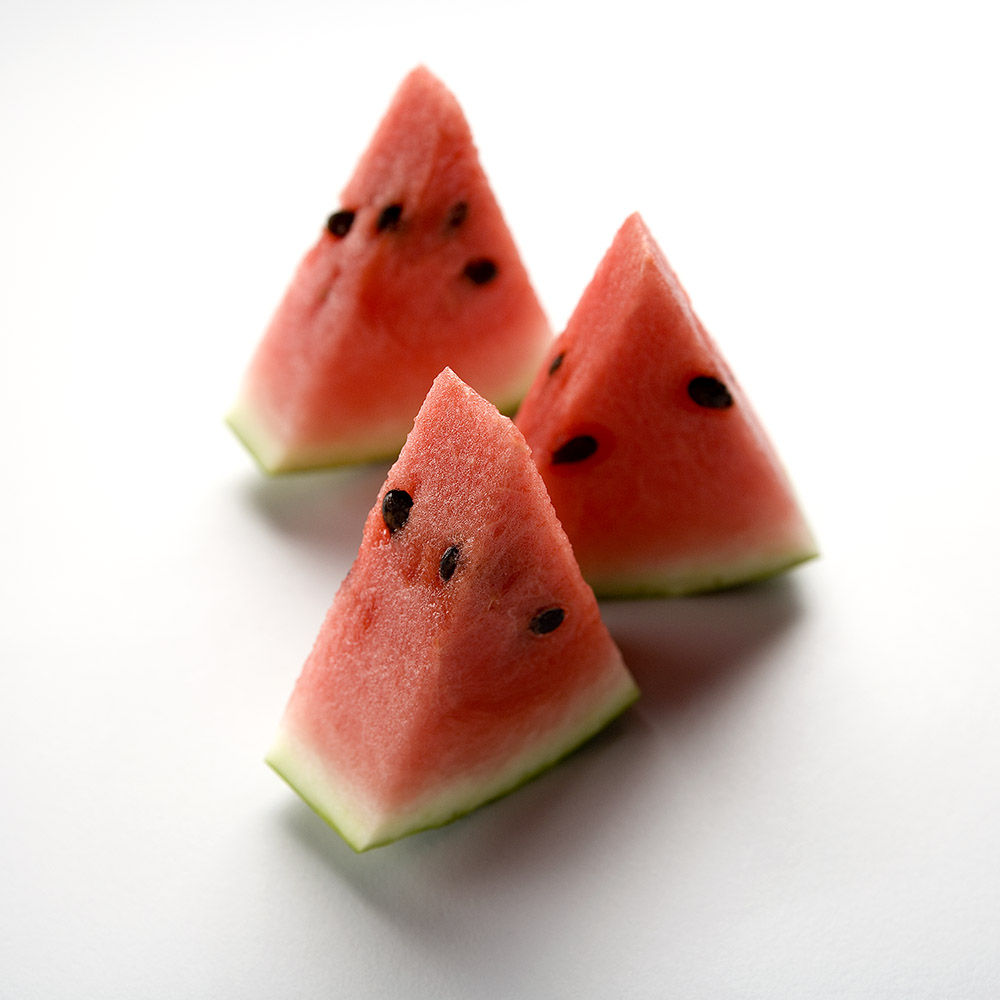 Watermelon Wedges from a series on Mexican ingredients