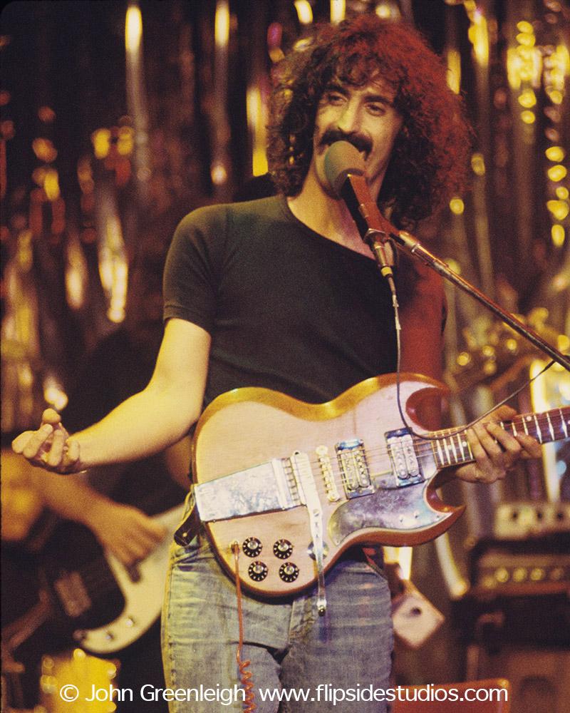 Frank Zappa at the Roxy, Los Angeles