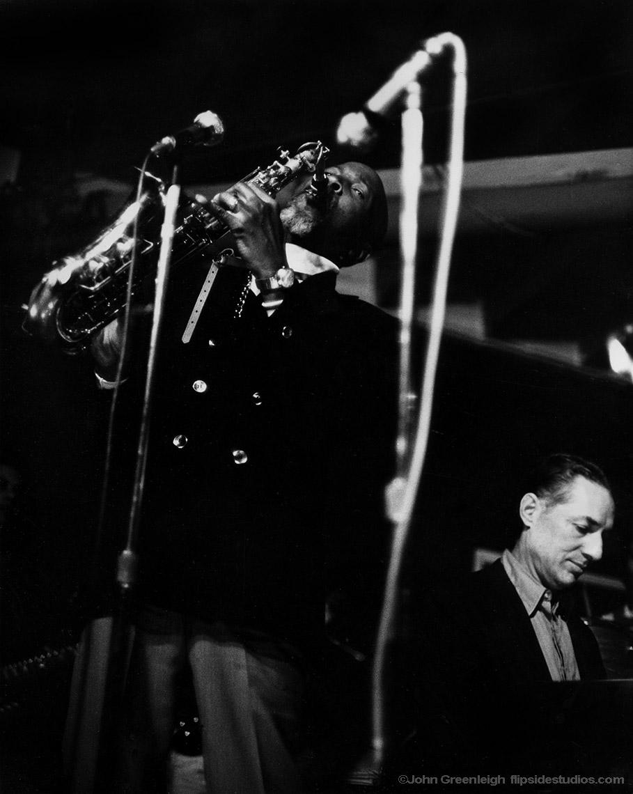 Eddie Cleanhead Vinson and Leonard Feather, The Ash Grove