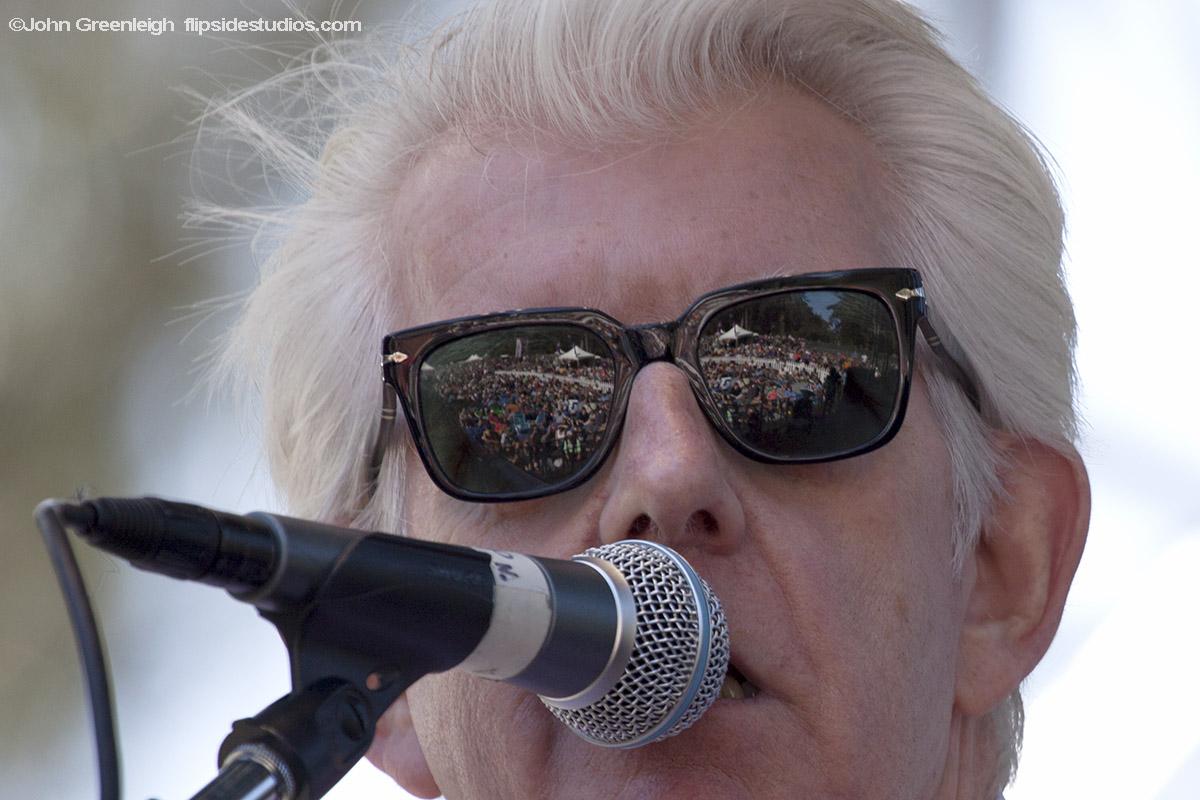Nick Lowe, Hardly Strictly Bluegrass Festival