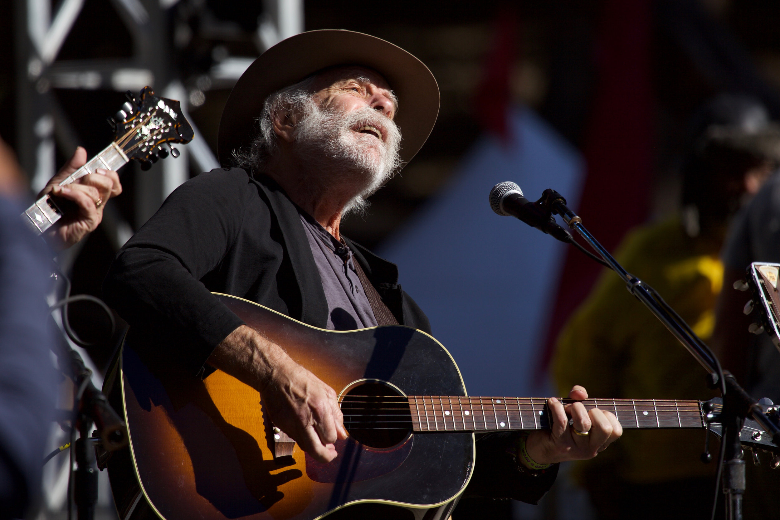 Bob Weir at Hardly Strictly Bluegrass