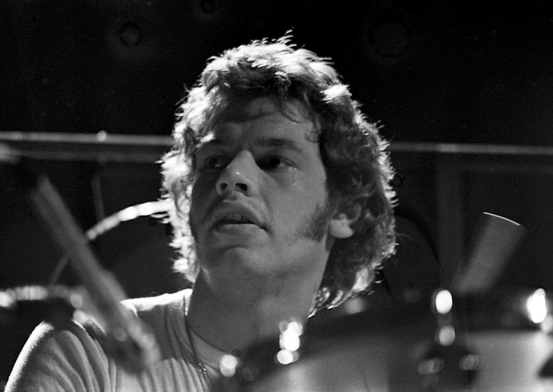 Copy of Bill Bruford, Long Beach 1973