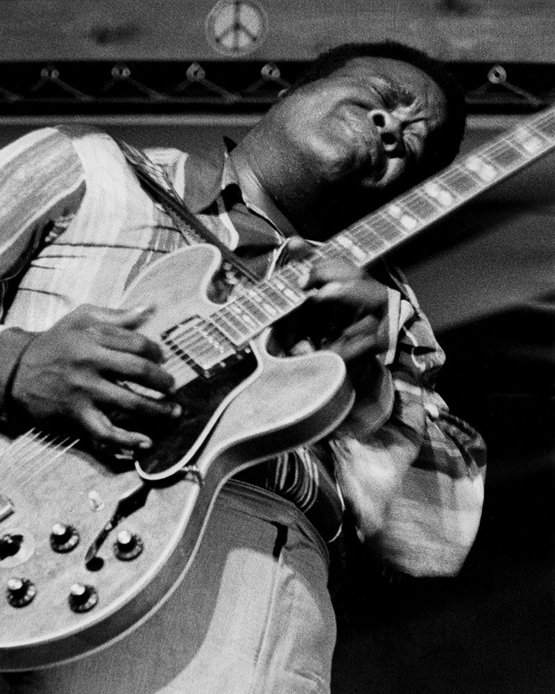 Copy of Freddie King at the Ash Grove