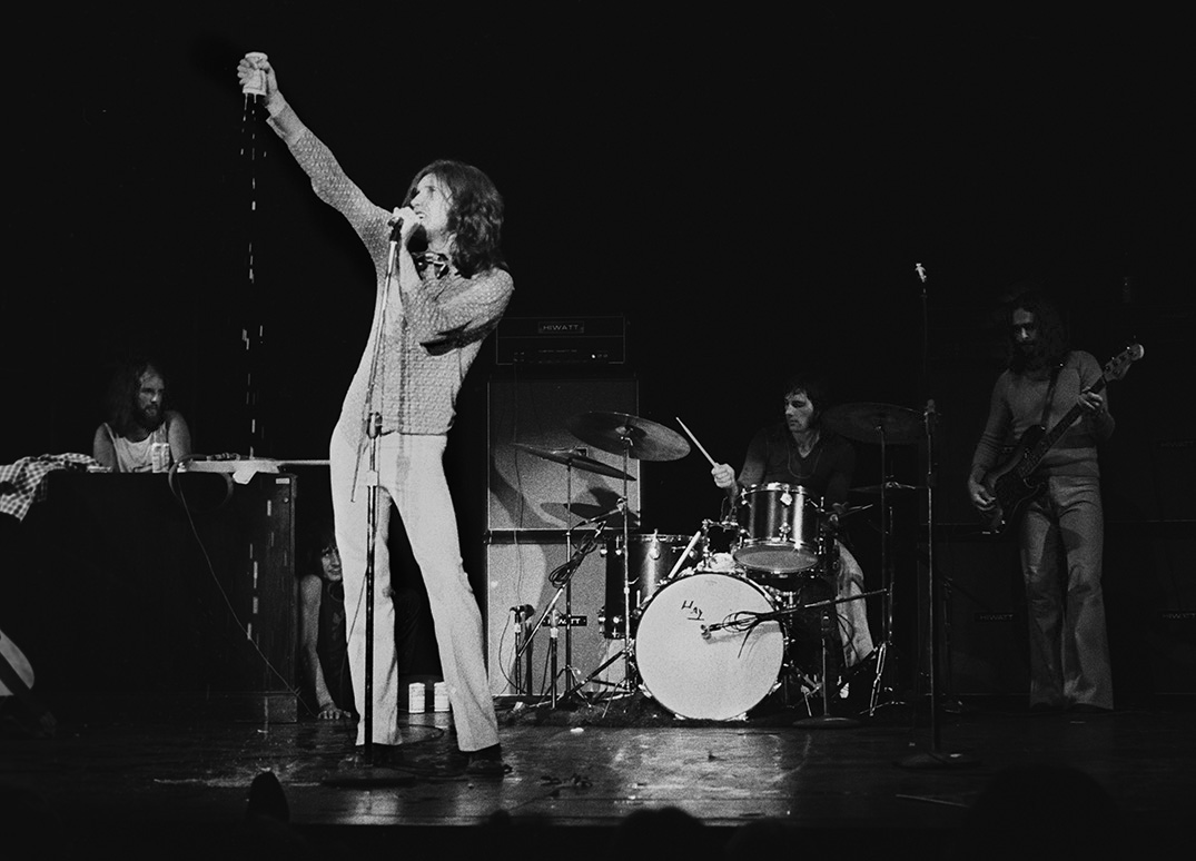The Kinks, Santa Monica Civic 1972