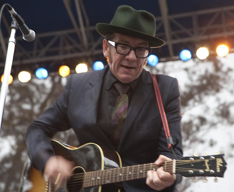 Copy of Elvis Costello, San Francisco 2010