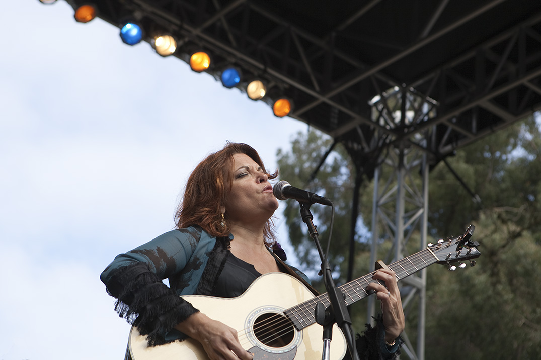 Copy of Rosanne Cash, San Francisco 2010