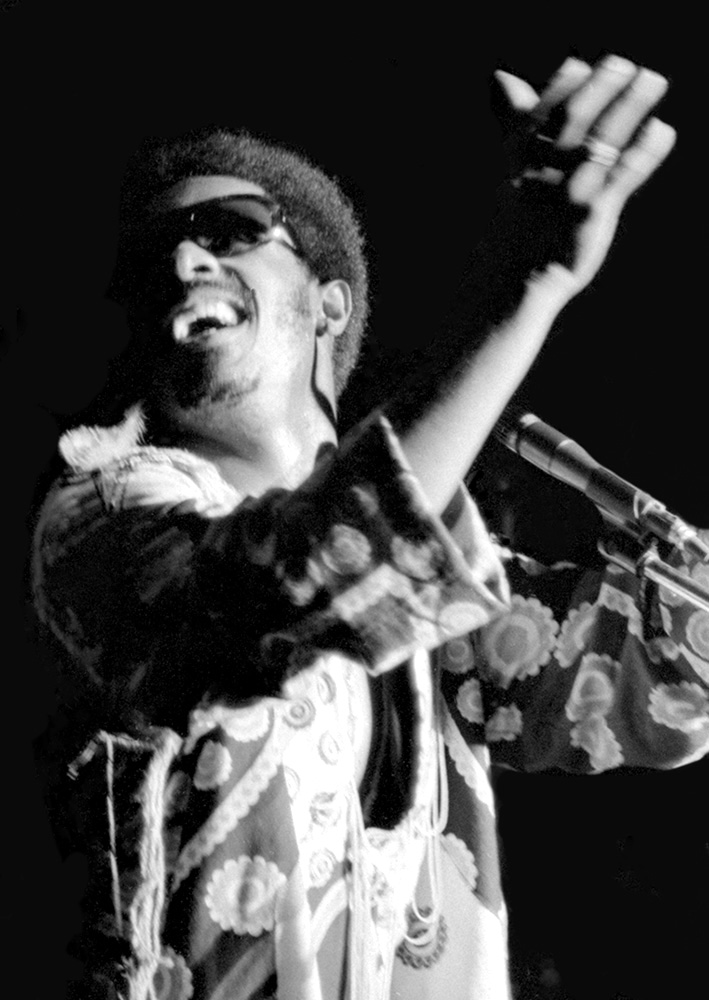 Stevie Wonder, Santa Monica Civic 1973