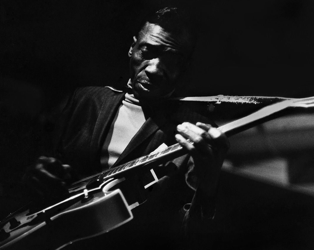 T-Bone Walker at the Ash Grove
