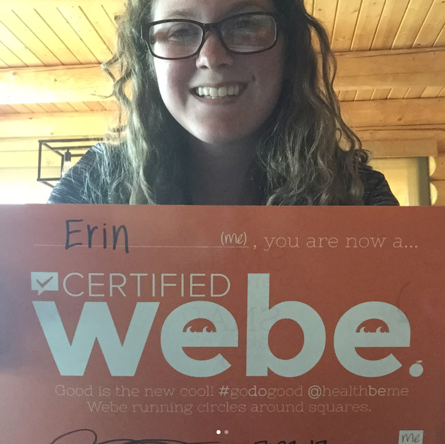 Erin : Force : Super Webe