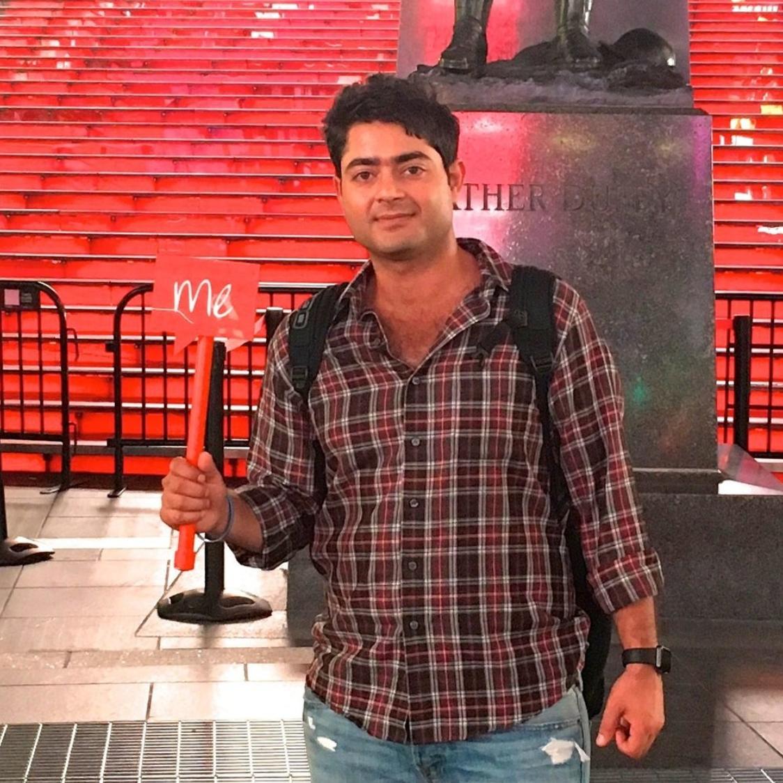 Shanil Puri - CTO & Co-Founder