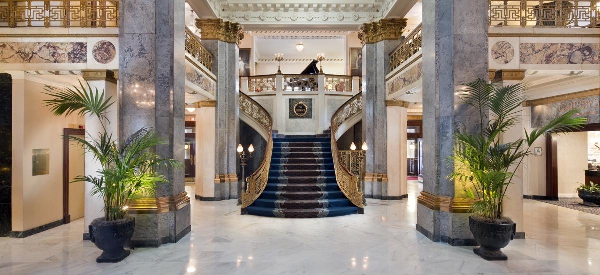 Seelbach Hilton Louisville
