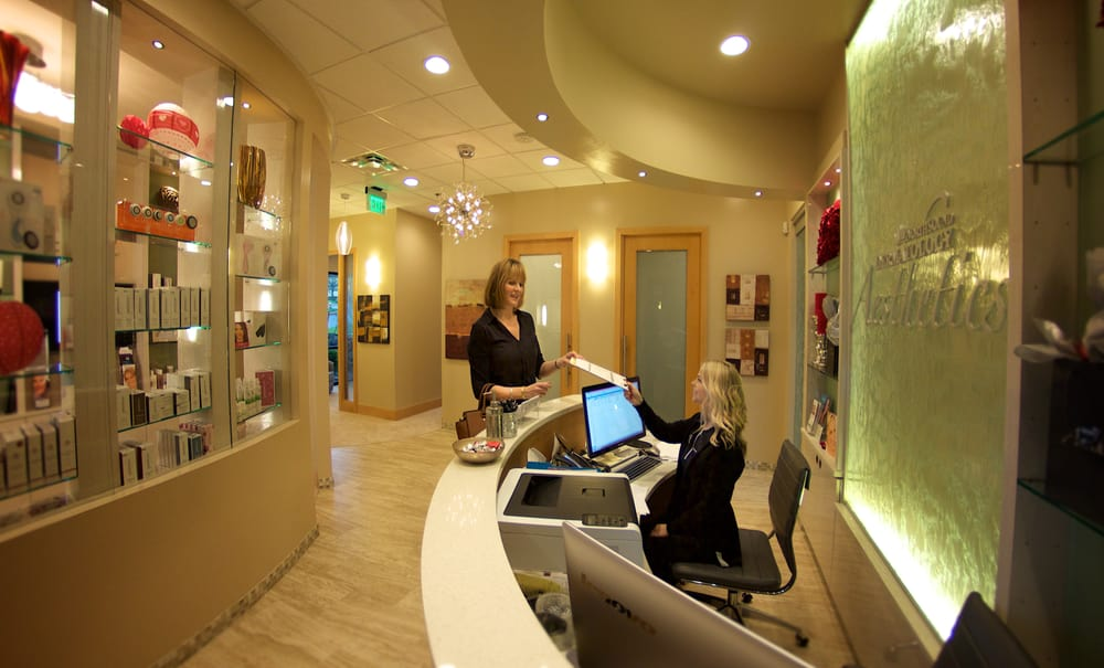 North-cosmetic dermatology and medspa-reception.JPG