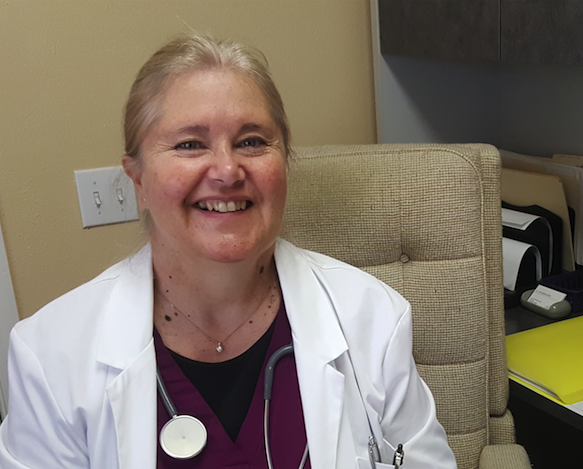 """Beverly Doig   """"Beverly joined our staff at the beginning of 2016. She is a native of South Africa with experience as a nurse...""""    →"""
