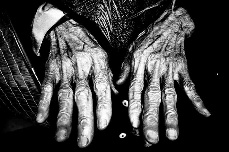 Working Hands by Walid Azami