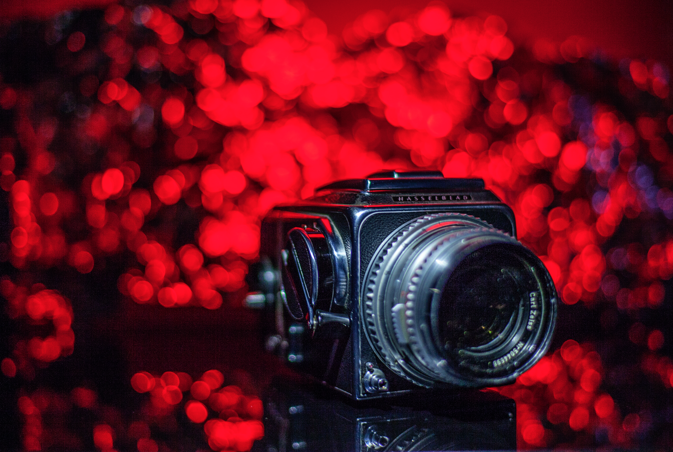 bokeh photograph. Shooting products for e-commerce websites