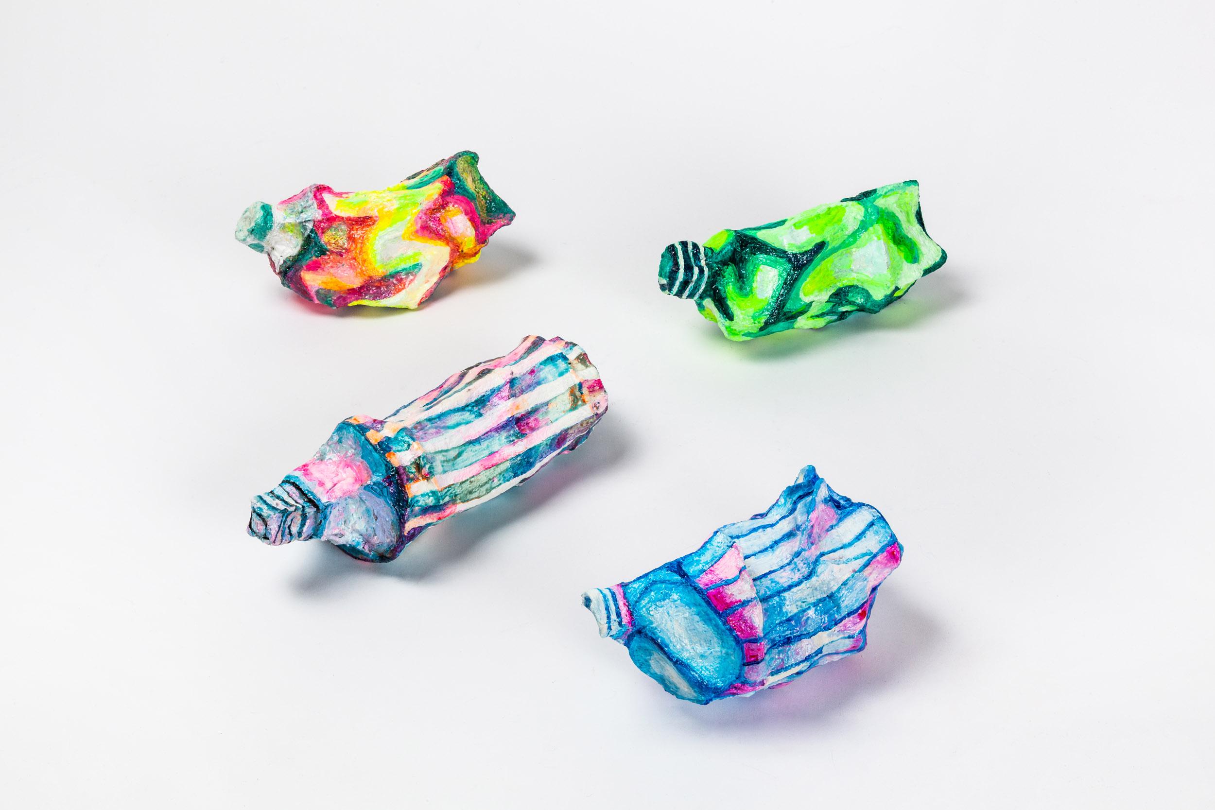 Anthropocene Vessels Series - Julie Gladstone