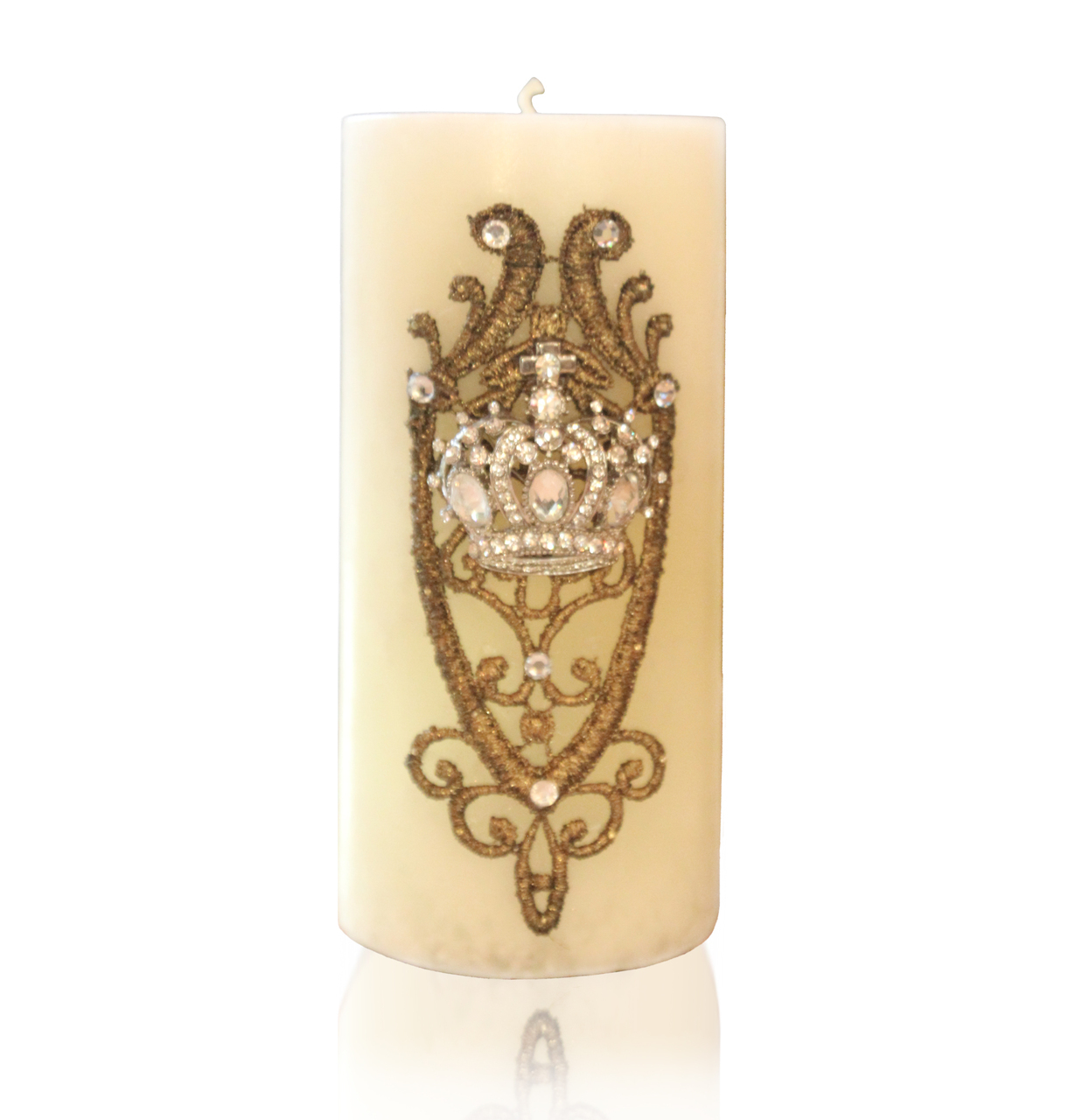RSVP Style Candle