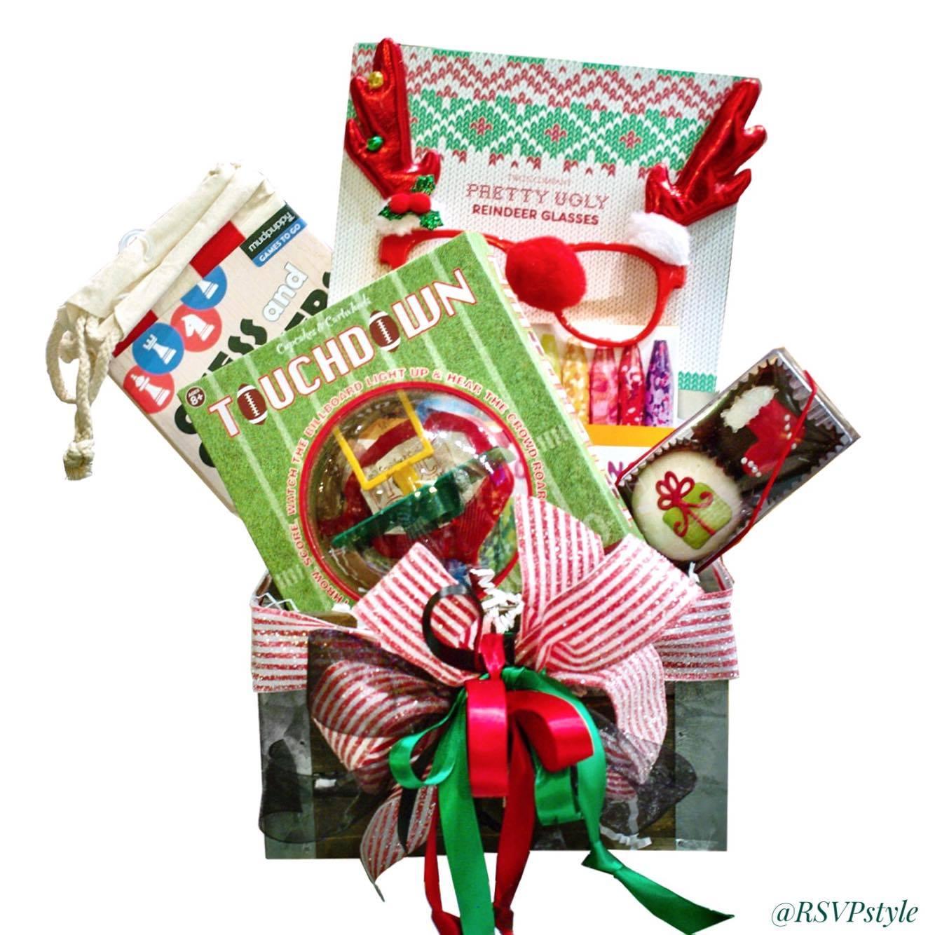 Children's Gift Basket
