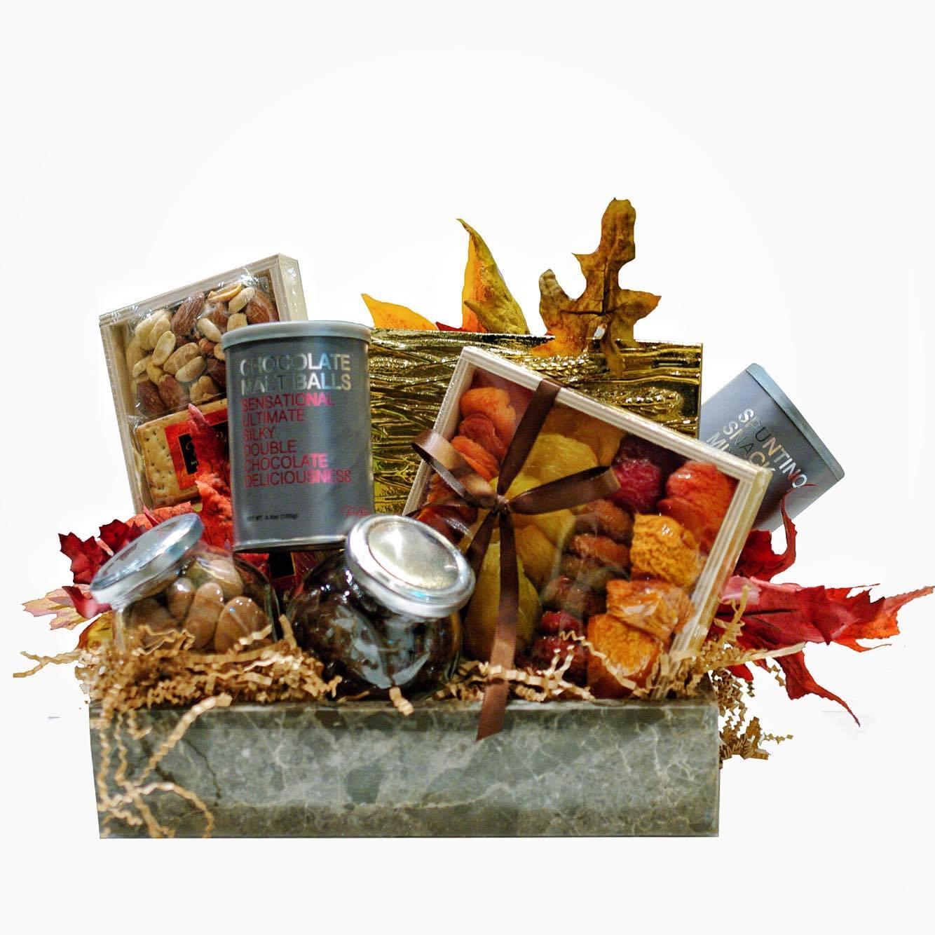 Give Thanks Gift Basket