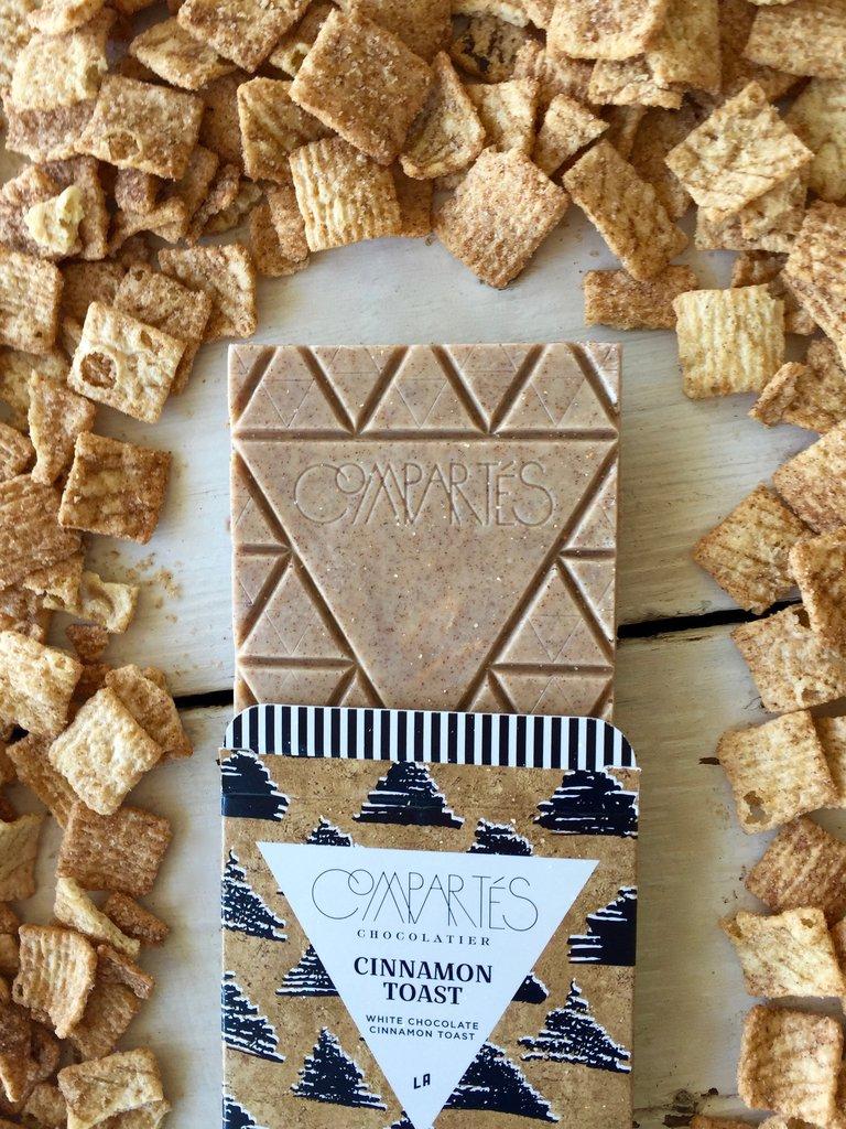 COMPARTES Cinnamon Toast