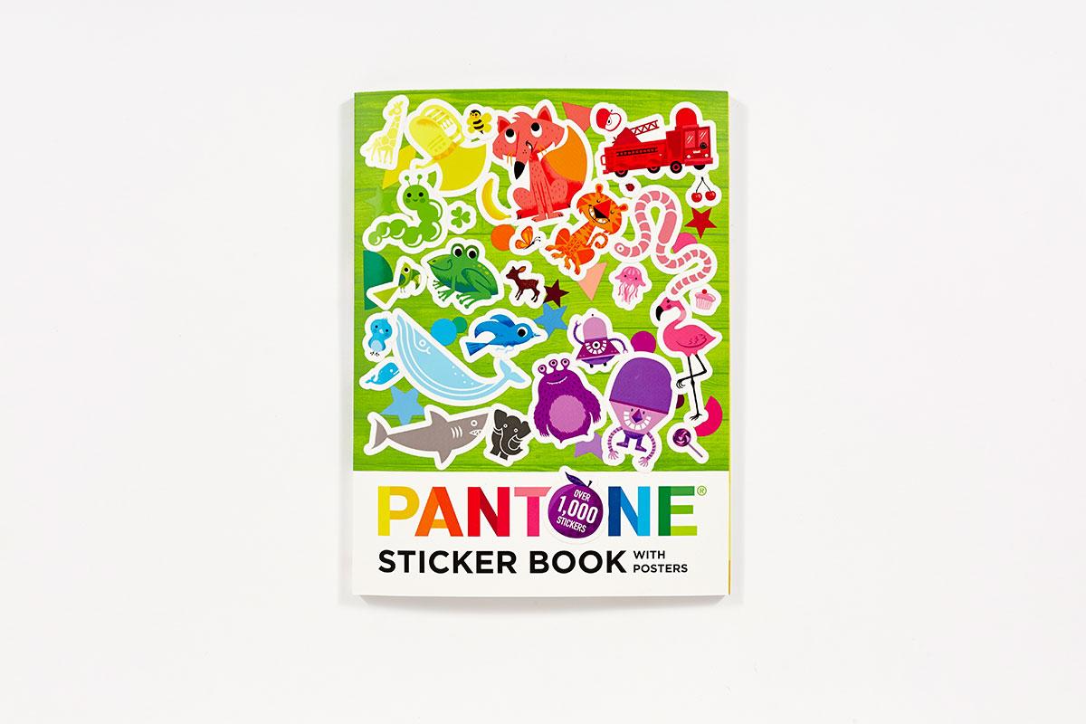 Pantone: Sticker Book