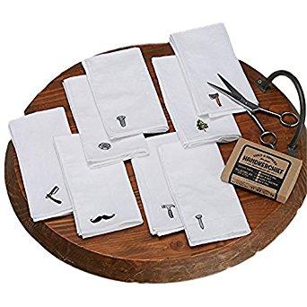 Two's Company Handkerchiefs
