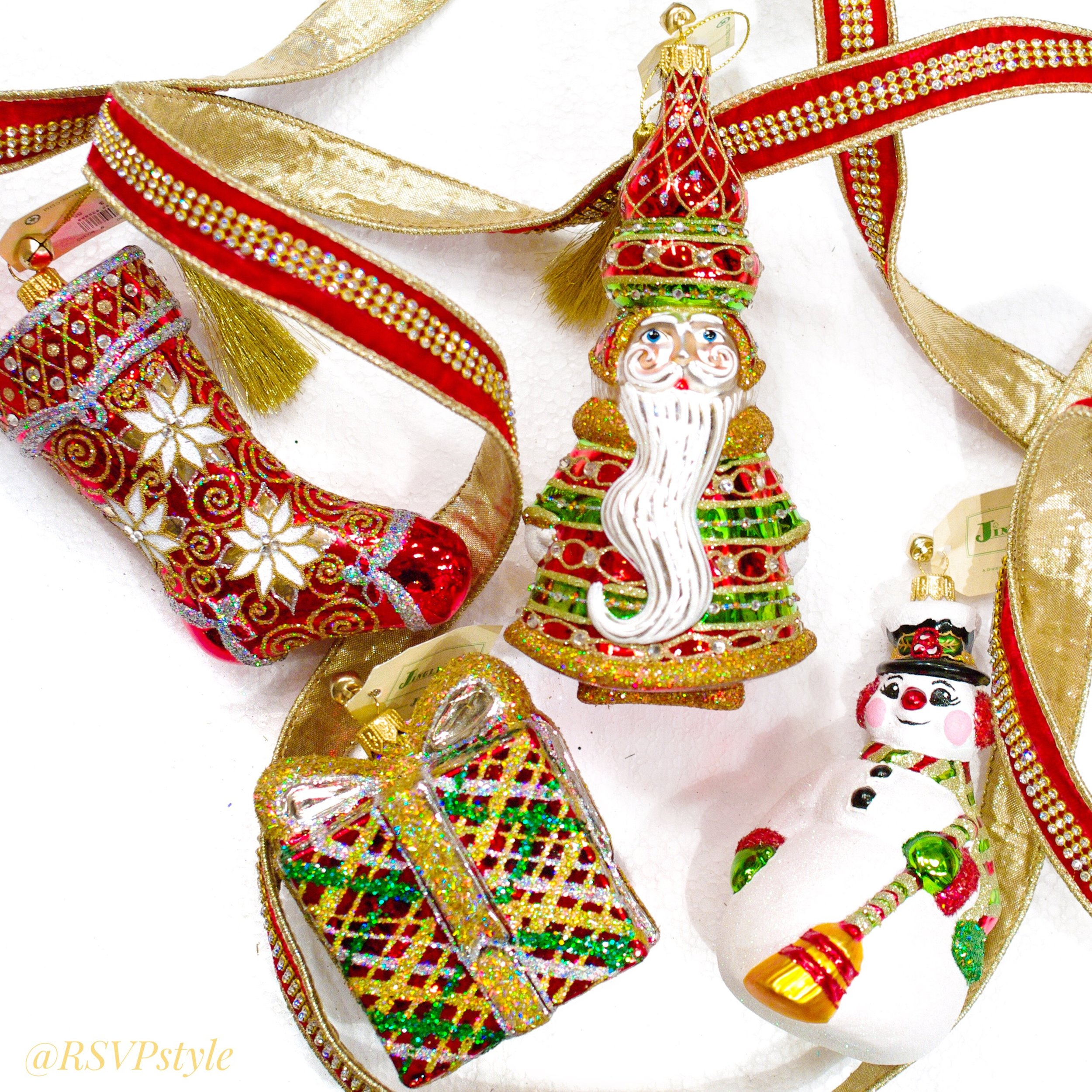 Exclusive Limited Edition Ornament Collections