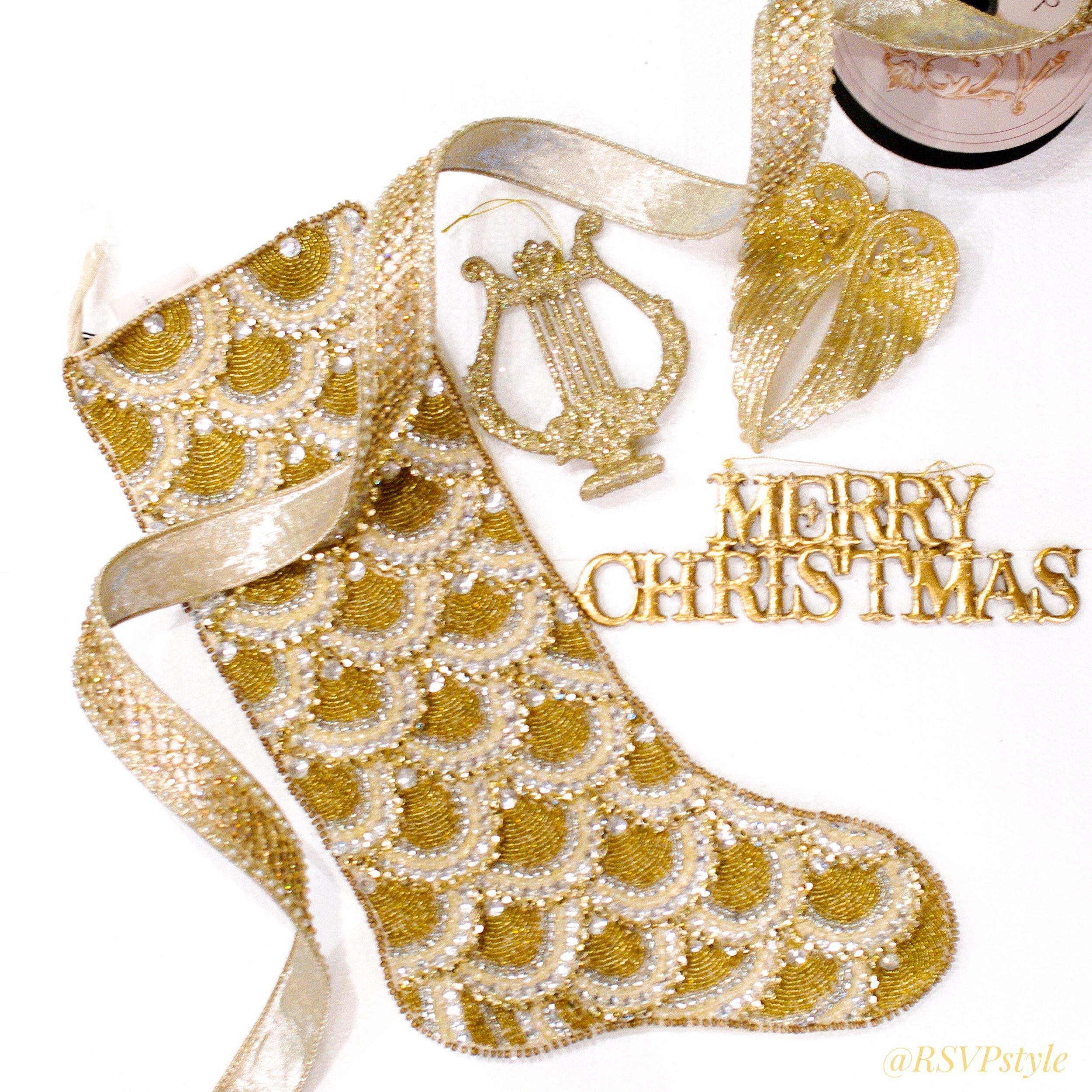 Christmas Stockings & Decor