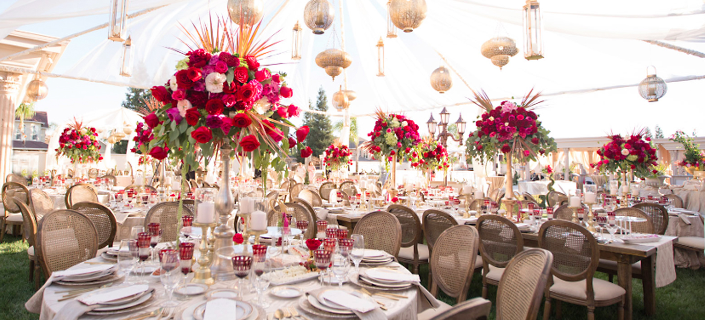 moroccan engagement party