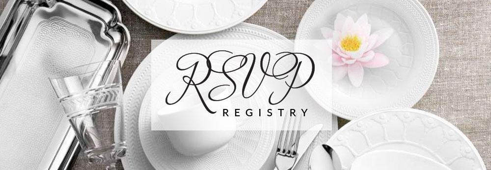 rsvp style registry