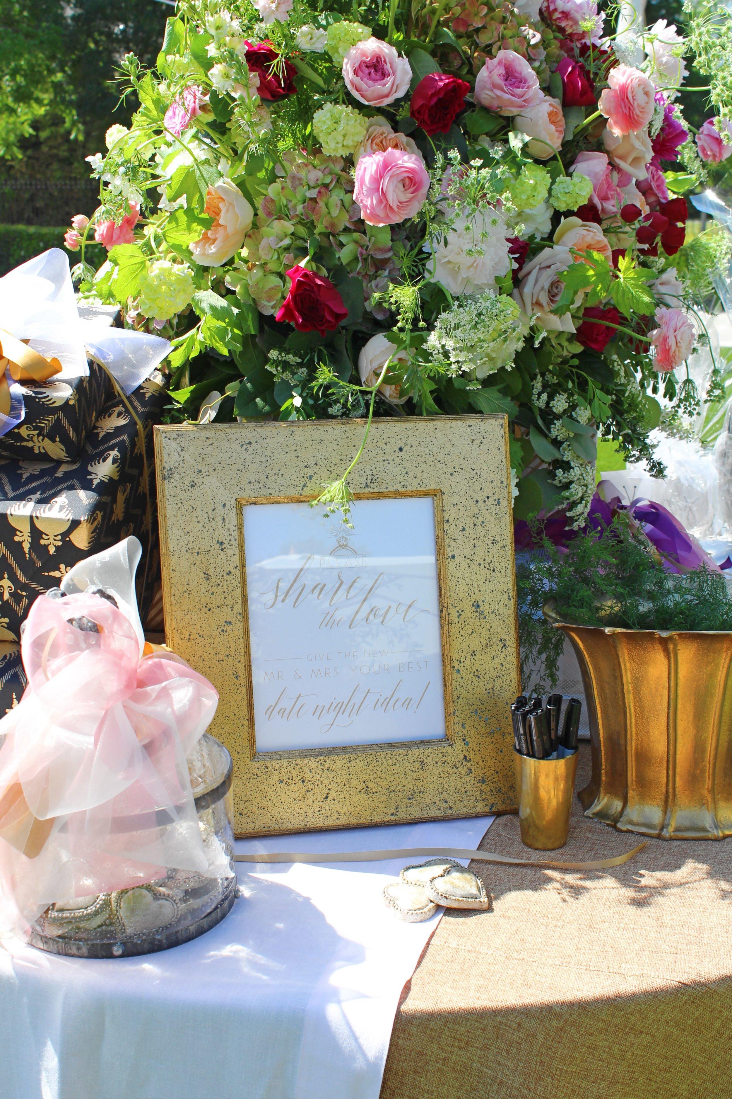 Donut theme bridal shower gift table.jpg