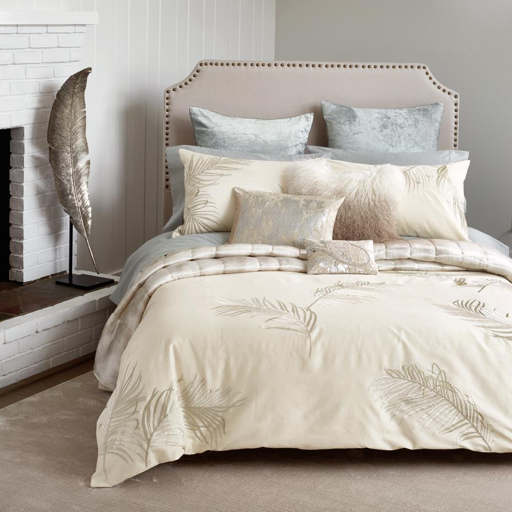 Michael aram palm bedding collection