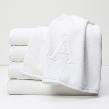 Custom Monogram Hand Towel