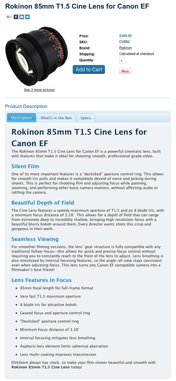 DVEstore cine lens.jpg