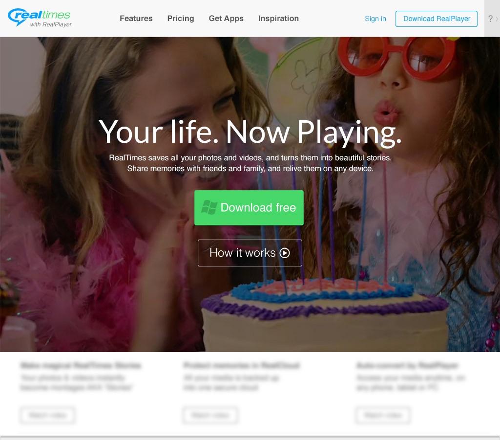 Consumer Product Website