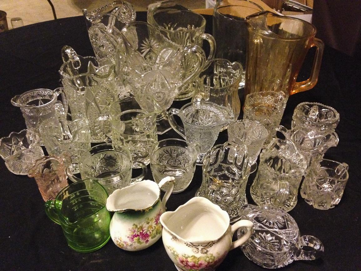 many pitchers