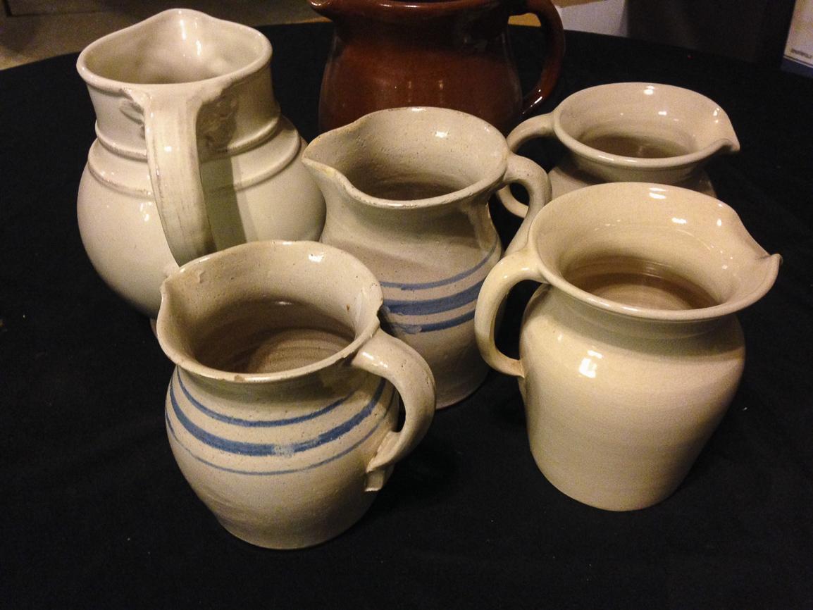 crock pitchers