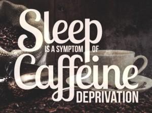 sleep-caffiene