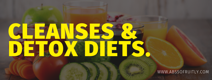 cleanse detox diet
