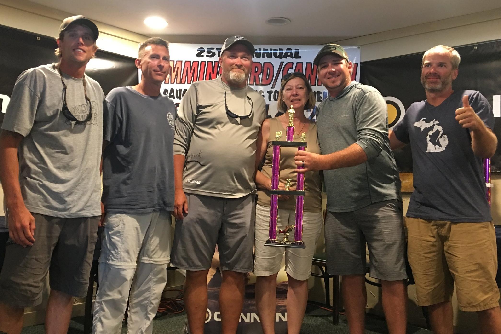 2018 Denny Allen Memorial Big Fish: Fly Catcher