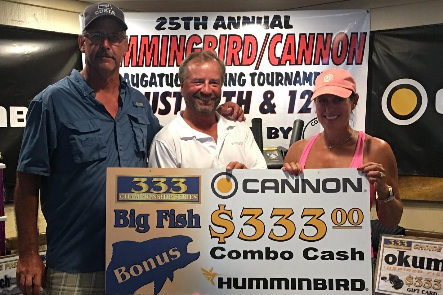 2018 333 Combo: Win N Angel (37.90 lbs)