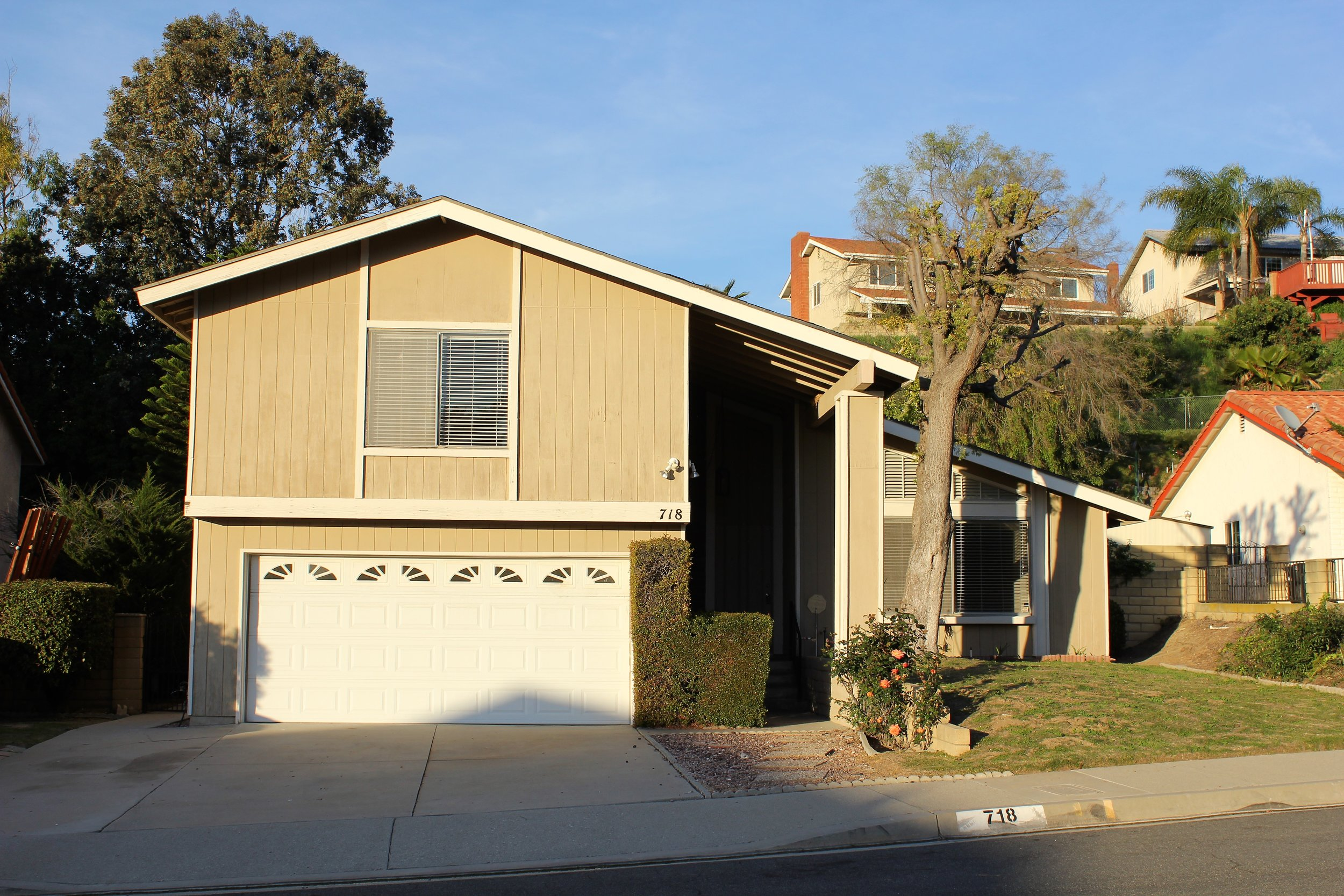 718 Panhandle - $2,550 / Month